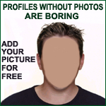 Image recommending members add Voodoo Passions profile photos